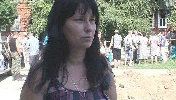 Дом полыхал, как свечка - очевидец пожара в центре Астрахани