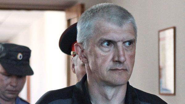Бывший руководитель МФО Менатеп Платон Лебедев