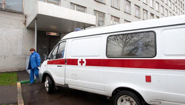 Детская клиническая больница. Архив