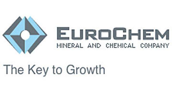 Логотип  компании Еврохим