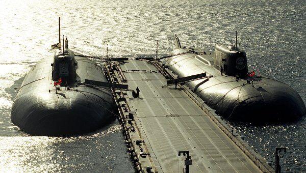 Подводные лодки. Архив