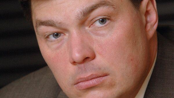 Председатель комитета Совета Федерации по международным делам Михаил Маргелов. Архив