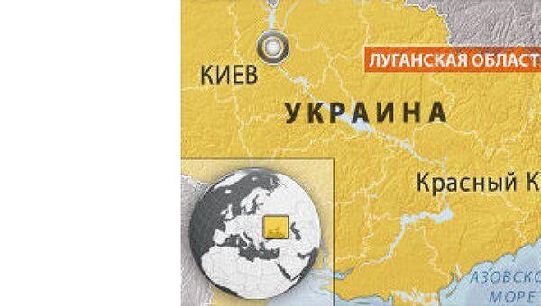 Почти 30 горняков пострадали при воспламенении метана на шахте в Луганской области