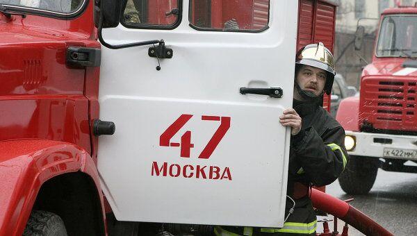 Пожарный. Архив