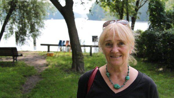Учительница истории и физкультуры Бригитта Хайнрих