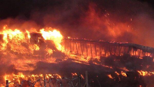 пожар 08-08-11 склад