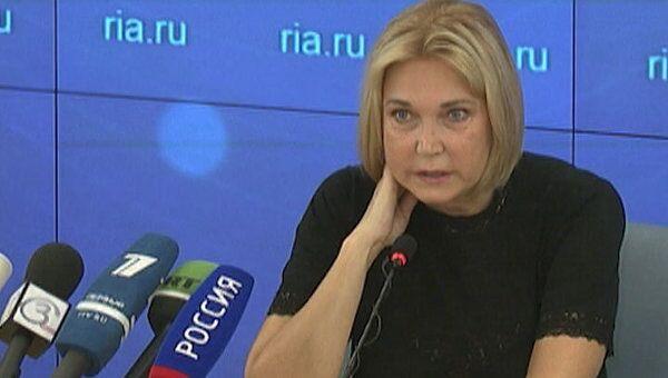 Захарова ждет от властей РФ конкретной помощи в поиске дочери