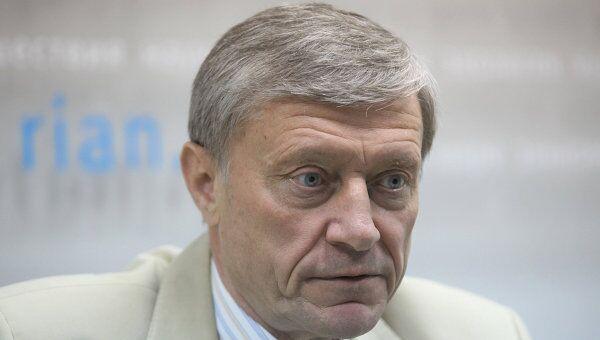 Николай Бордюжа. Архив.