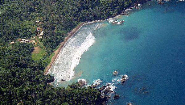 Остров Суматра. Архивное фото.