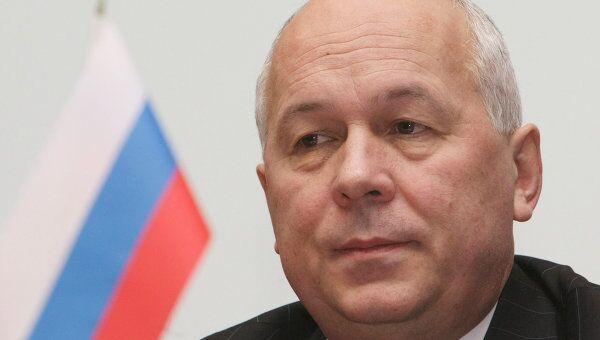 Сергей Чемезов. Архивное фото