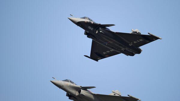 Французские многоцелевые истребители Dassault Rafale. Архивные фото