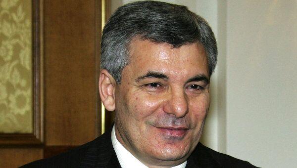 Президент Кабардино-Балкарской Республики Арсен Каноков