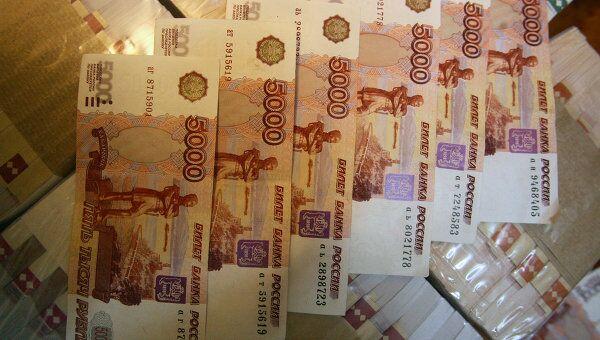 Минфин РФ предложит банкам 4 мая 40 млрд руб на месяц