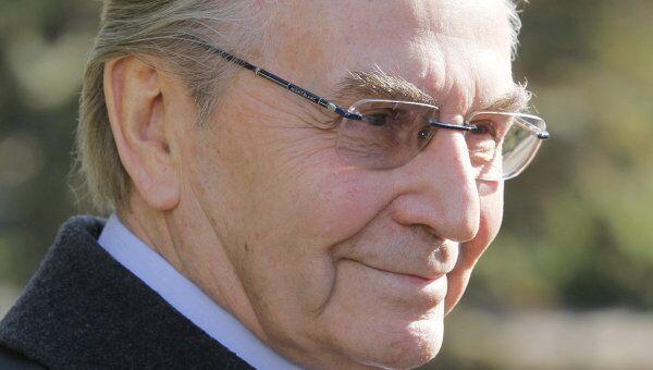 Бывший министр иностранных дел СССР Александр Бессмертных. Архив