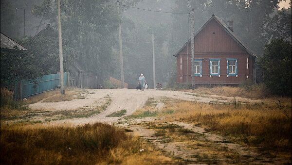 Добровольцы в Рязанской области
