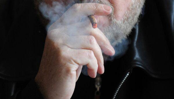 Запрет на курение в бельгийских кафе вступил в силу 1 января