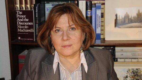 Директор Центра универсальных программ Наталия Типенко