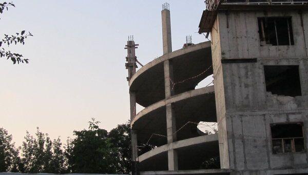 Строительство Народного гаража