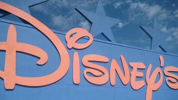 Логотип студия Disney