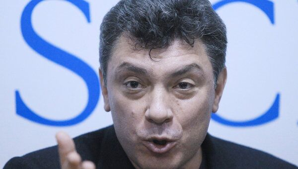 Борис Немцов. Архив