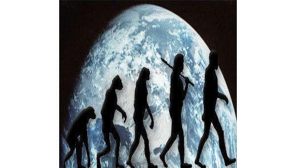 Эволюция человека. Архив