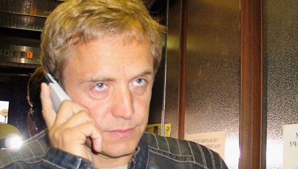 Актер театра и кино Андрей Соколов. Архив