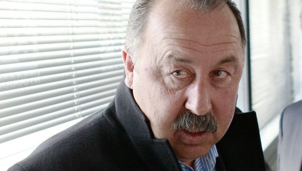 Валерий Газзаев. Архив