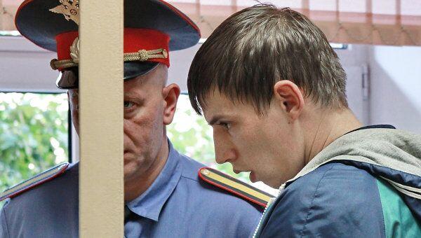 Заседание суда по делу Николая Двойнякова в Москве