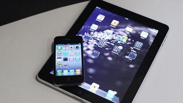 Apple iPhone и Apple iPad