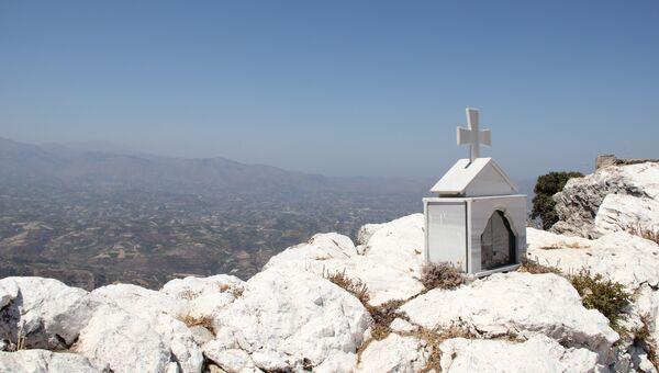 Крит. Архивное фото
