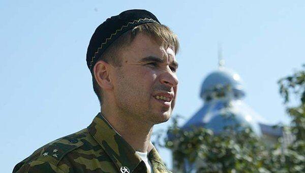 Иса Ямадаев - младший брат Руслана Ямадаева