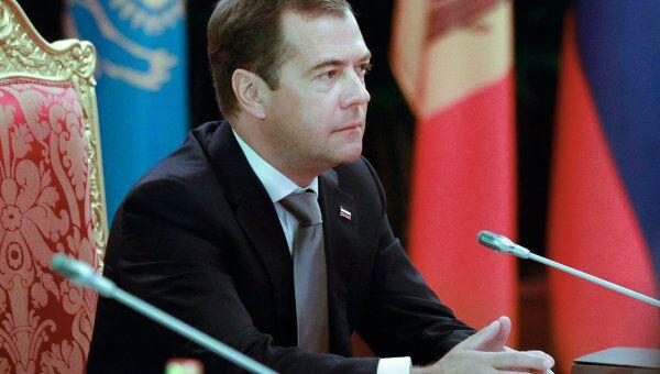 Заседание Совета глав государств СНГ