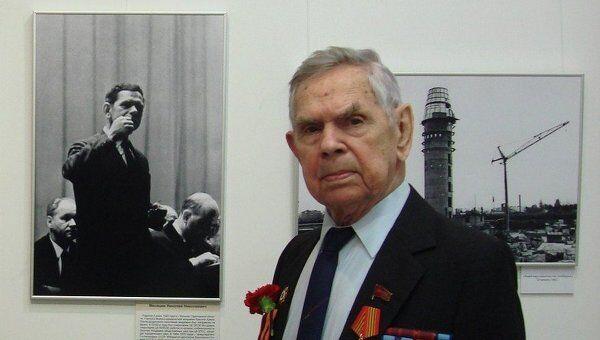 Бывший председатель Гостелерадио СССР Николай Месяцев