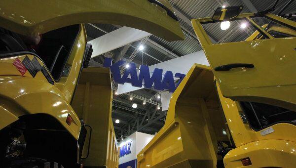Убыток КамАЗа в 2009 году по МСФО составил 3,4 млрд рублей