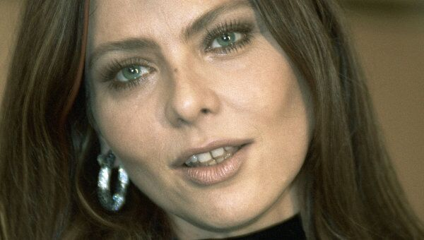Итальянская актриса Орнелла Мути. Архив