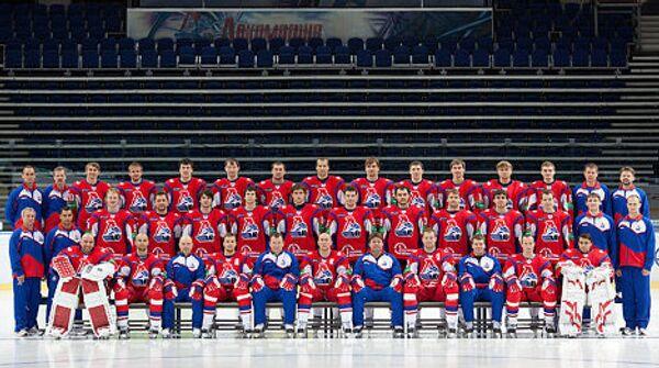 Хоккейный клуб Локомотив