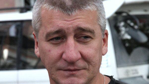Оглашение приговора майору запаса Игорю Матвееву
