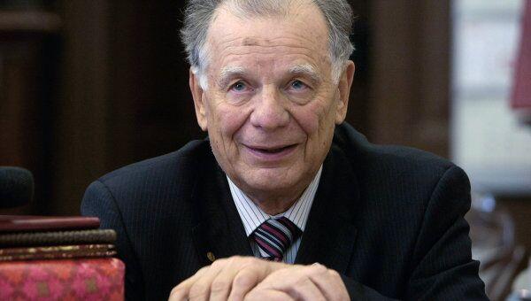Нобелевский лауреат Жорес Алферов. Архивное фото