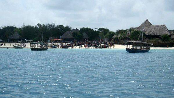 Крушении парома у берегов Танзании и Занзибараv