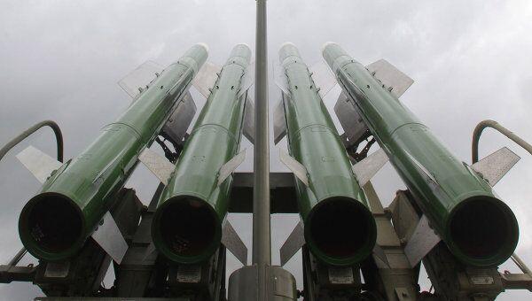 Зенитно-ракетный комплекс БУК-М2Э. Архив