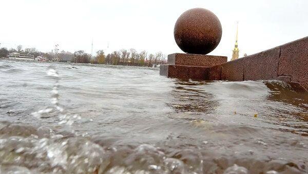 Наводнение в Санкт-Петербурге. Архив