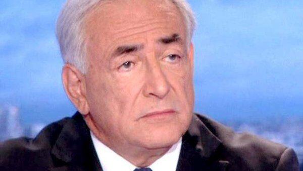 Стросс-Кан в прямом эфире TF1 признался в связи с горничной