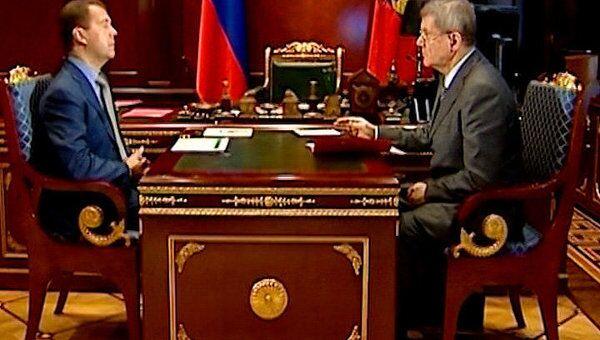Генпрокурор доложил Медведеву о выявлении огромных хищений в сфере ЖКХ