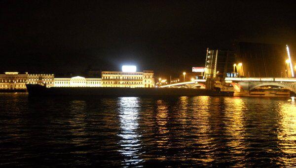Путешествие по осеннему Петербургу