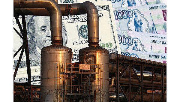 Нефтеперерабатывающий завод, деньги