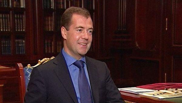 Медведев порадовался, что мужчин в Совбезе РФ разбавила Матвиенко