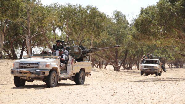 Отряд  Мученики свободной Ливии