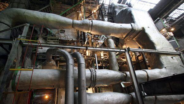 На Артемовской ТЭЦ введен в строй модернизированный котлоагрегат