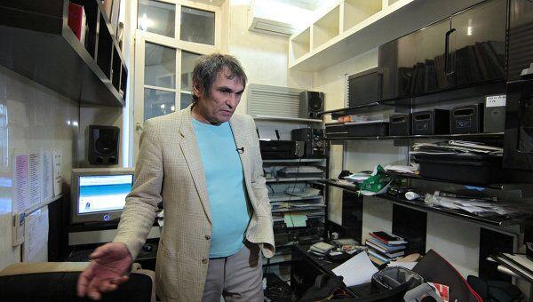 Продюсер Бари Алибасов продемонстрировал свою квартиру в Москве
