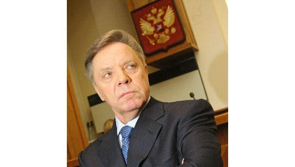 Губернатор Московской области Борис Громов. Архив.